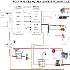 Volvo Penta Distributor Diagram Bodine B100 Fluorescent Emergency Ballast Wiring I Have A Aq131a An Automotive Fuel