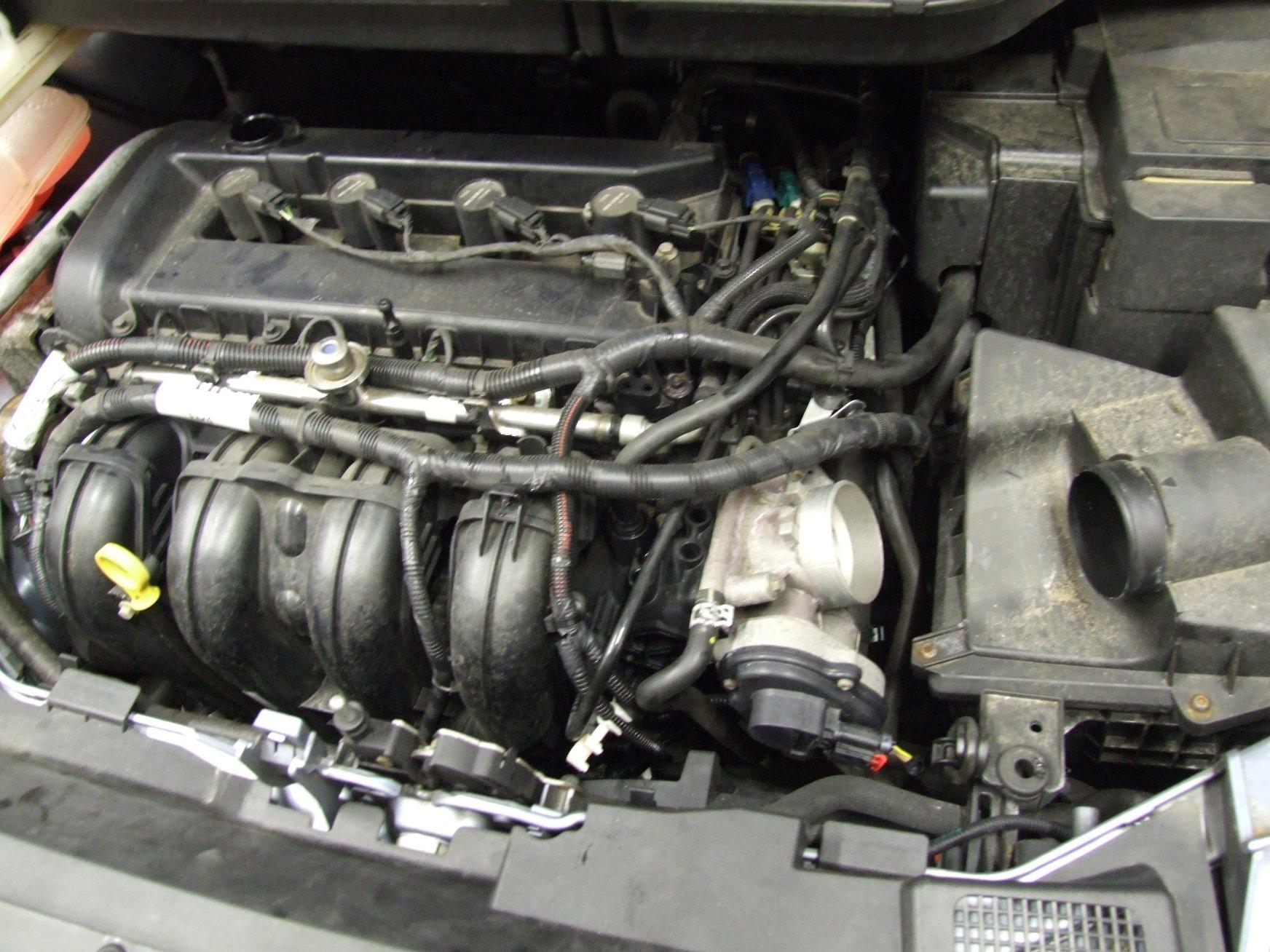 Ford Focus 2006 Zx3 S Engine Sensor Location Diagram