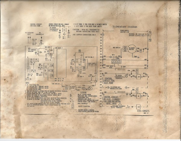 Hbbd F030sb Luxaire Wiring Diagram. . Wiring Diagram on