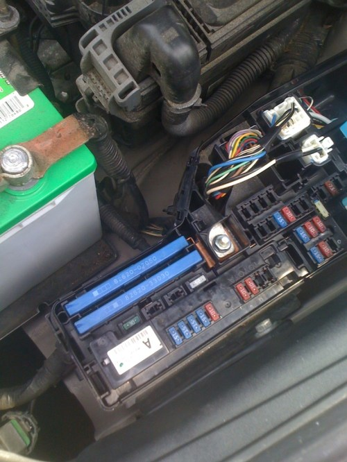 small resolution of 2007 camry fuse diagram wiring diagram mega 2007 toyota avalon fuse box 2007 camry fuse box