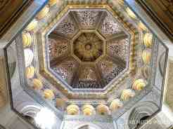 Even the ceiling in Monserrate palace is nicely decorated