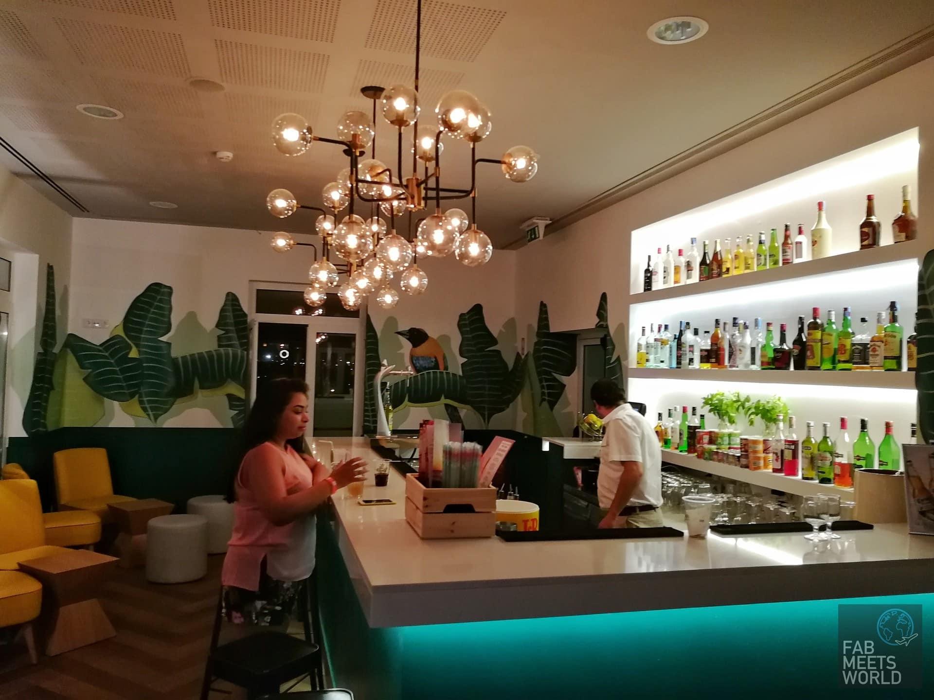 The Bar At Eden Resort Algarve