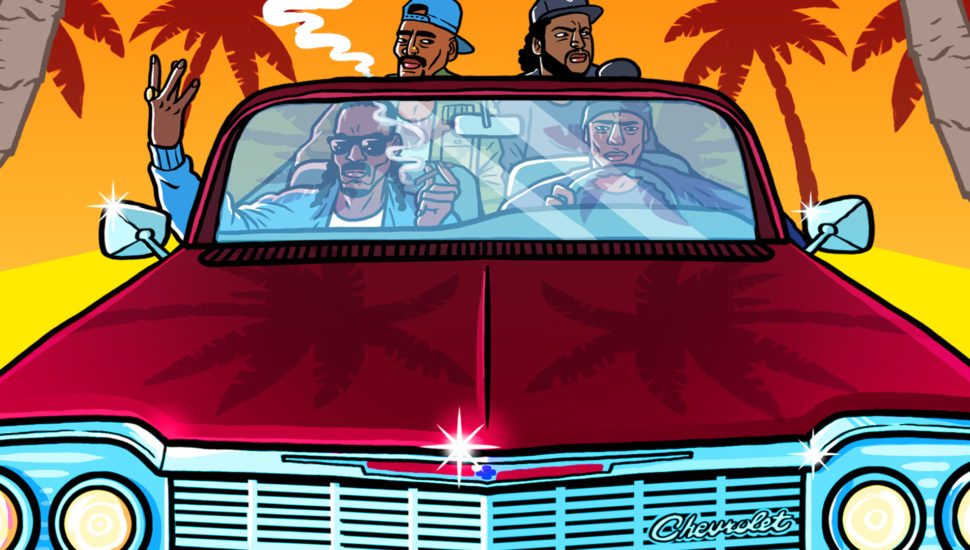 Gangsta Girls And Lowriders Wallpaper The 30 Best G Funk Tracks Of All Time