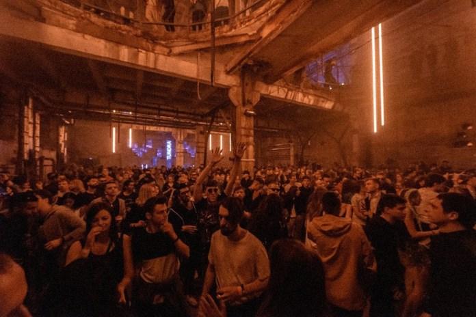 GAMMA festival 2019 review Russia