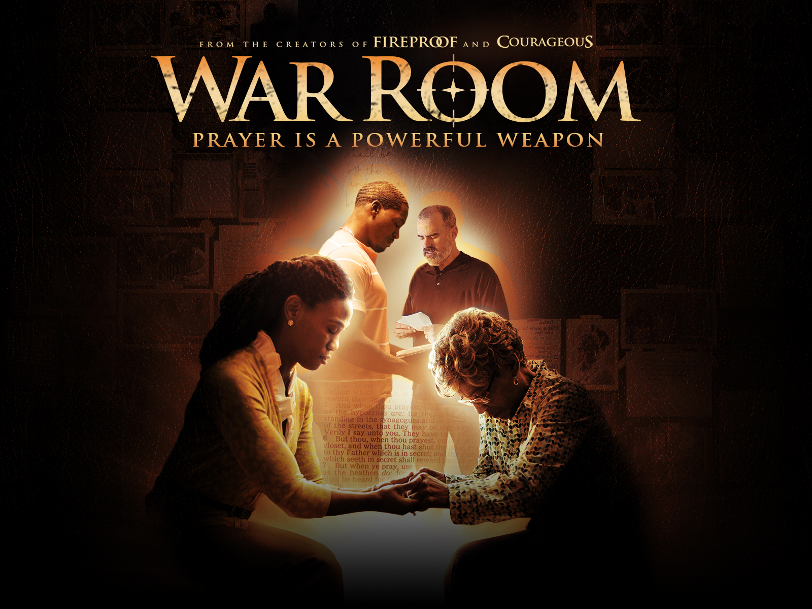 War Room Movie Review Vision Of Hope