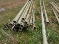 Aluminium Irrigation Pipes