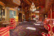 Inside Ashford Castle Ireland