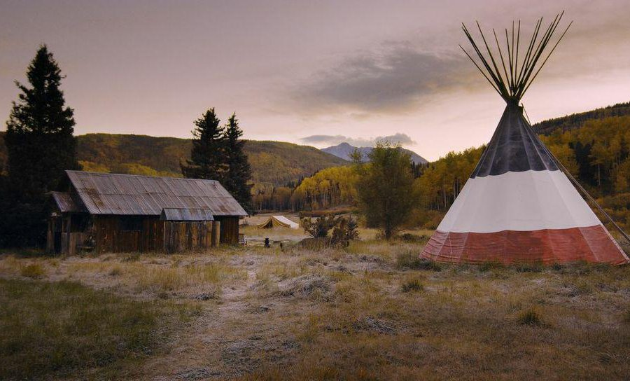 From Ghost Town to Romantic Cabin Retreat  Fathom
