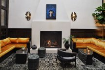 Of Hotel Figueroa In Los Angeles California - Fathom