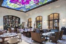 Of Renovation Hotel Lutetia In Paris