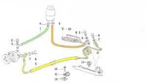 BMW E36 Power Steering Reservoir & Hose Replacement | FCP Euro