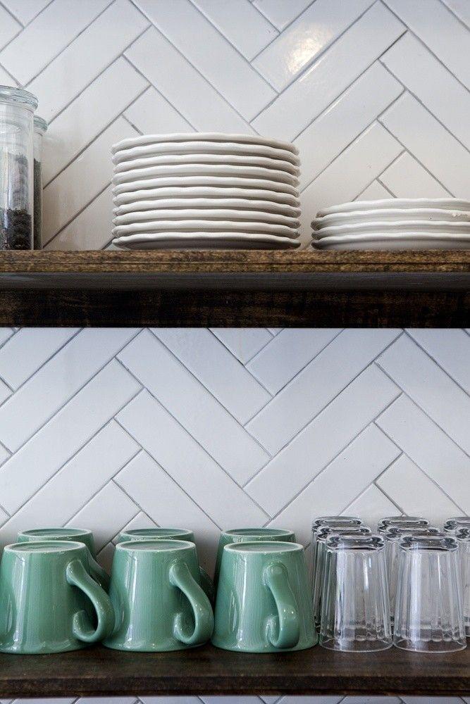 herringbone tiles kitchen ideas