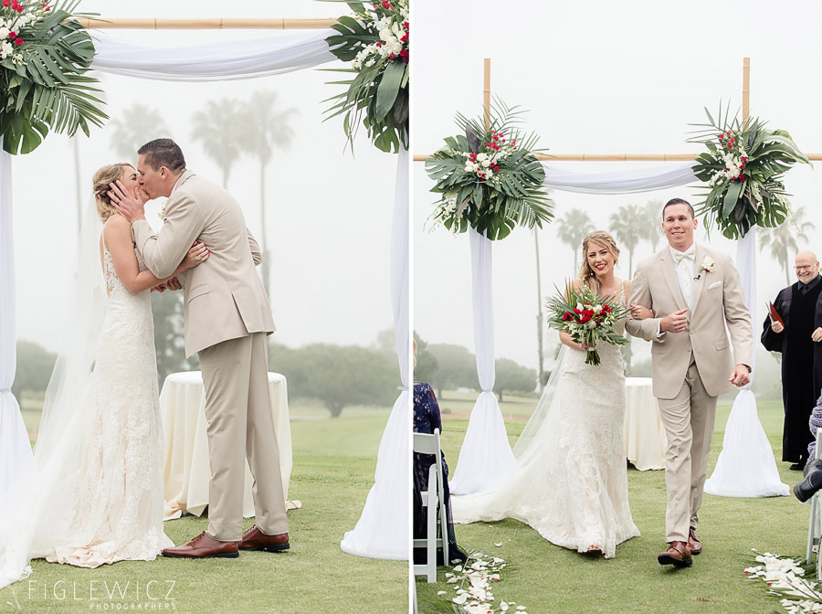 Los Verdes Golf Course Wedding