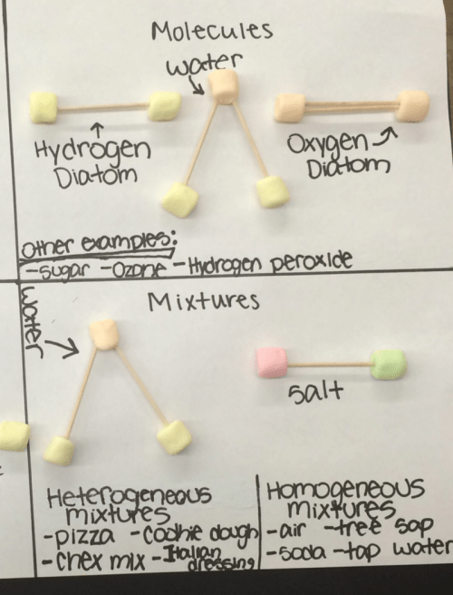 small resolution of Lesson Marshmallow Molecules   BetterLesson