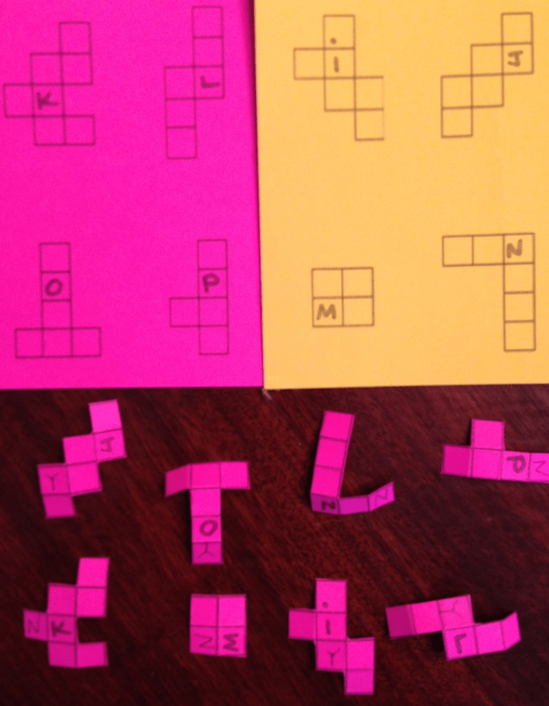 medium resolution of Sixth grade Lesson 3D Figures and Nets   BetterLesson