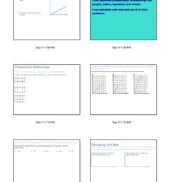 Seventh grade Lesson Proportional Reasoning Remediation/Enrichment [ 1132 x 800 Pixel ]