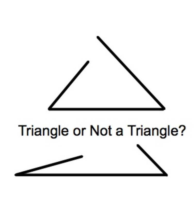 Tenth grade Lesson Triangle Inequality Theorem Investigation