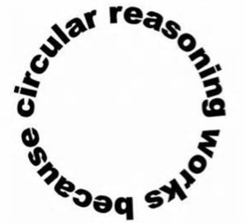 Second grade Lesson Faulty Logic: Circular Reasoning