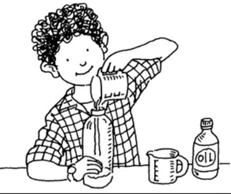 Second grade Lesson Procedural Text: Science Experiment
