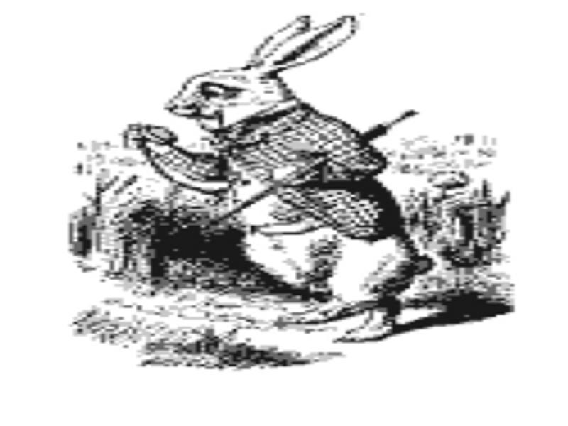 Tenth grade Lesson Geometric Modeling: Alice's Adventures