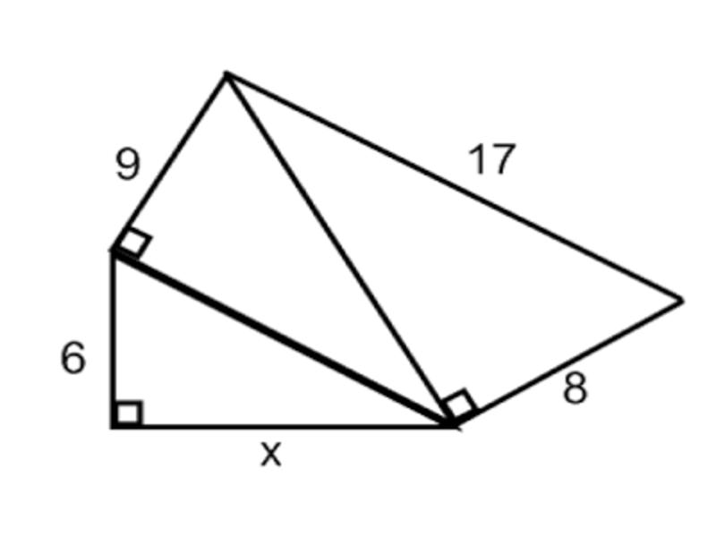 Tenth grade Lesson Using the Pythagorean Theorem