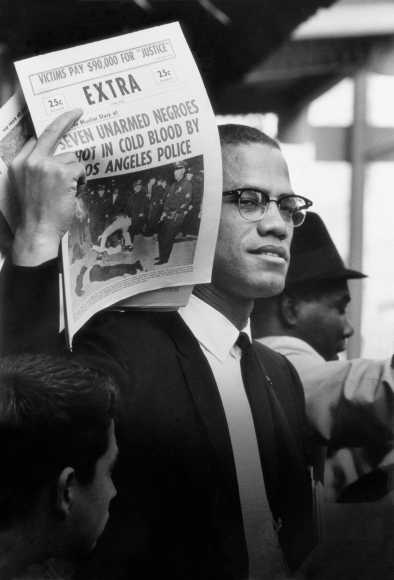 Image result for gordon parks malcolm x