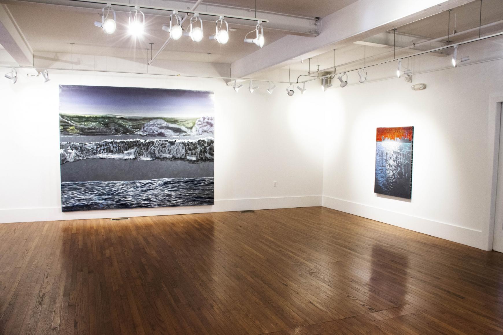 ena swansea marine paintings