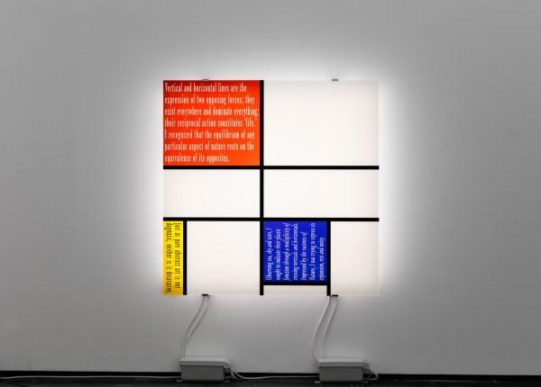 Joseph Kosuth - Artists Galleri Brandstrup