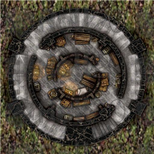 Arcknight Maps  The Wizards Tower  Roll20 Marketplace