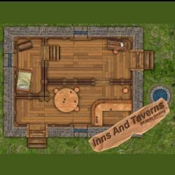 Inns and Taverns Roll20 Marketplace: Digital goods for online tabletop gaming