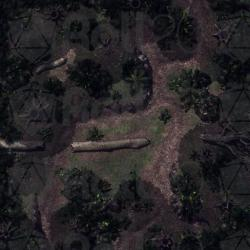 roll20 jungle encounters quick map forest maps marketplace jungles tree tabletop goods digital fallen gaint