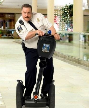Image result for mall cop
