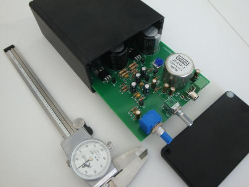 small resolution of vna 2180 common mode filter test jig