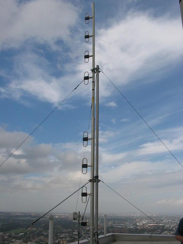 Radio Shack Northern Lights