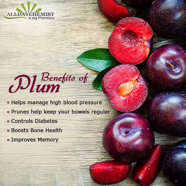 Do you make it a point to eat Plums regularly? Health