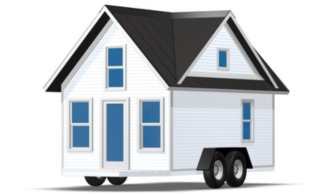 Tiny House Big Divorce And Big Trouble Real Estate Fake