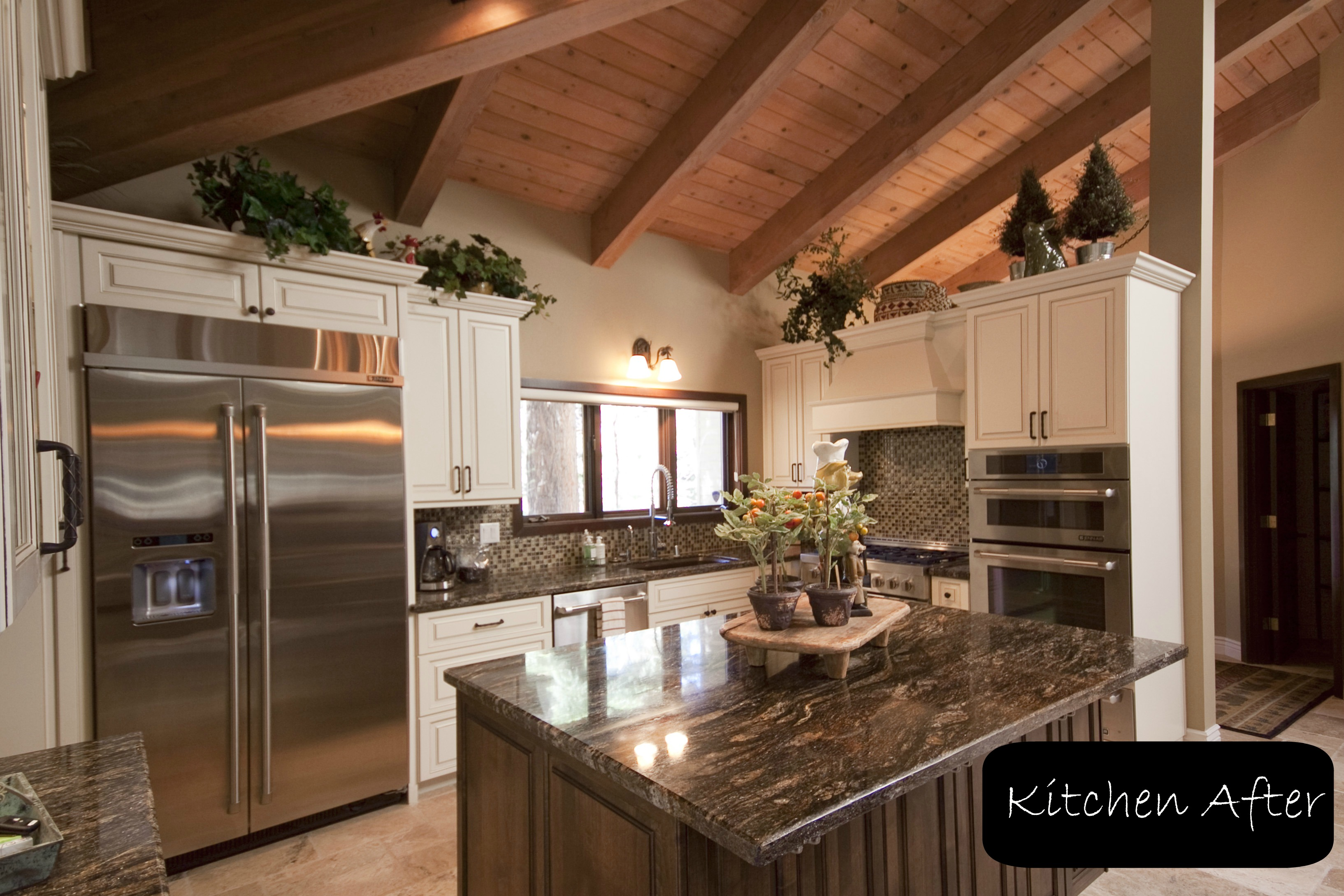 kitchen remodels before and after breakfast bar blog posts town mountain realty