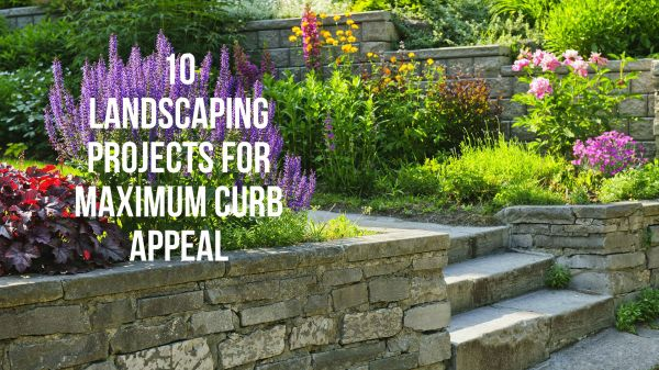 landscaping projects maximum