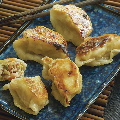 Chinese Duck and Shiitake Dumplings Jiao Zi  Recipe