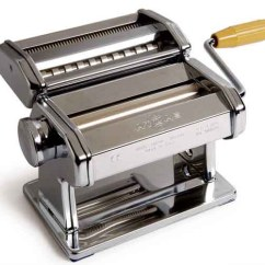 Kitchen Aid Stand Up Mixer Marble Table Tool Vs. Tool: Pasta Machines - Article Finecooking