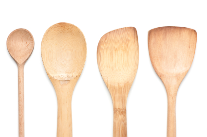 kitchen wooden utensils deep sink the why of spoon article finecooking