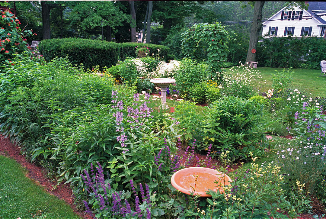 An Herb Garden In Three Parts Finegardening