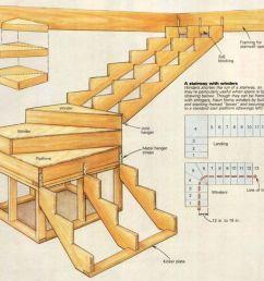 building stairwell diagram [ 1080 x 730 Pixel ]