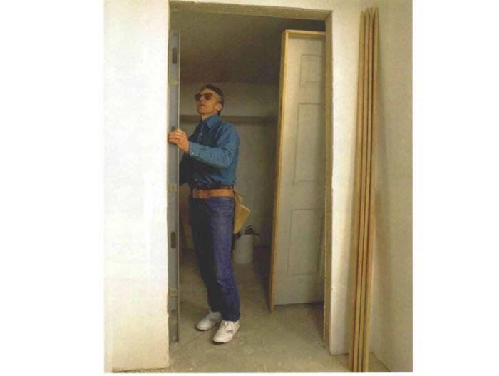 Framing A Prehung Exterior Door