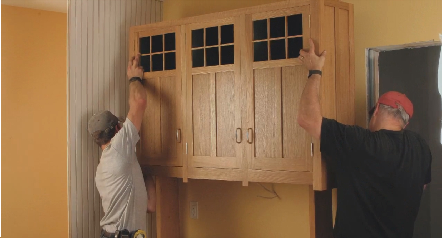 Master Carpenter Video How To Fit Inset Cabinet Doors Fine Homebuilding