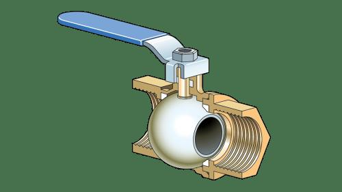 small resolution of choosing the right plumbing valve fine homebuilding ball valve schematic diagram ball valve diagram