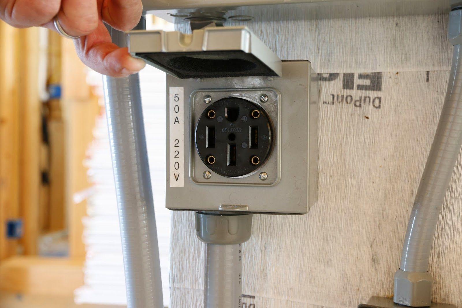 Temporary Job Site Power Box
