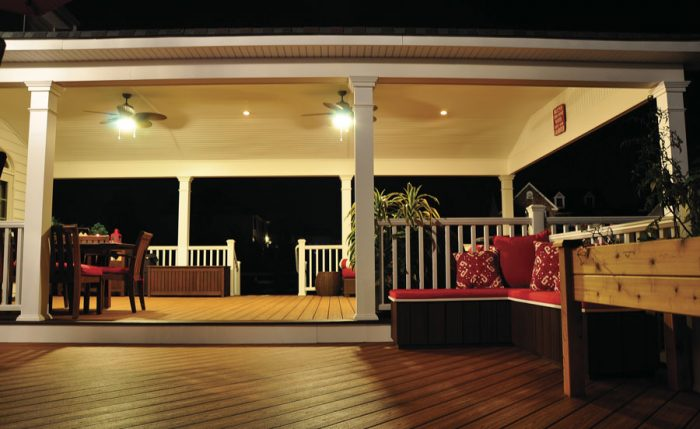 bright ideas for a well lit deck fine