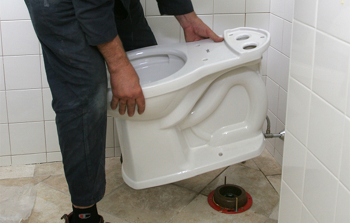 Install A Toilet Fine Homebuilding