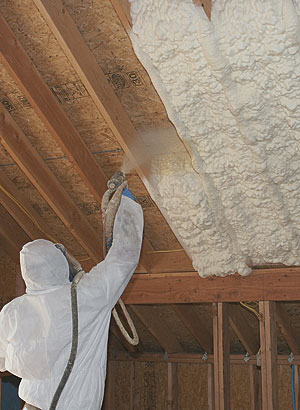 Buyers Guide to Insulation Spray Foam  Fine Homebuilding